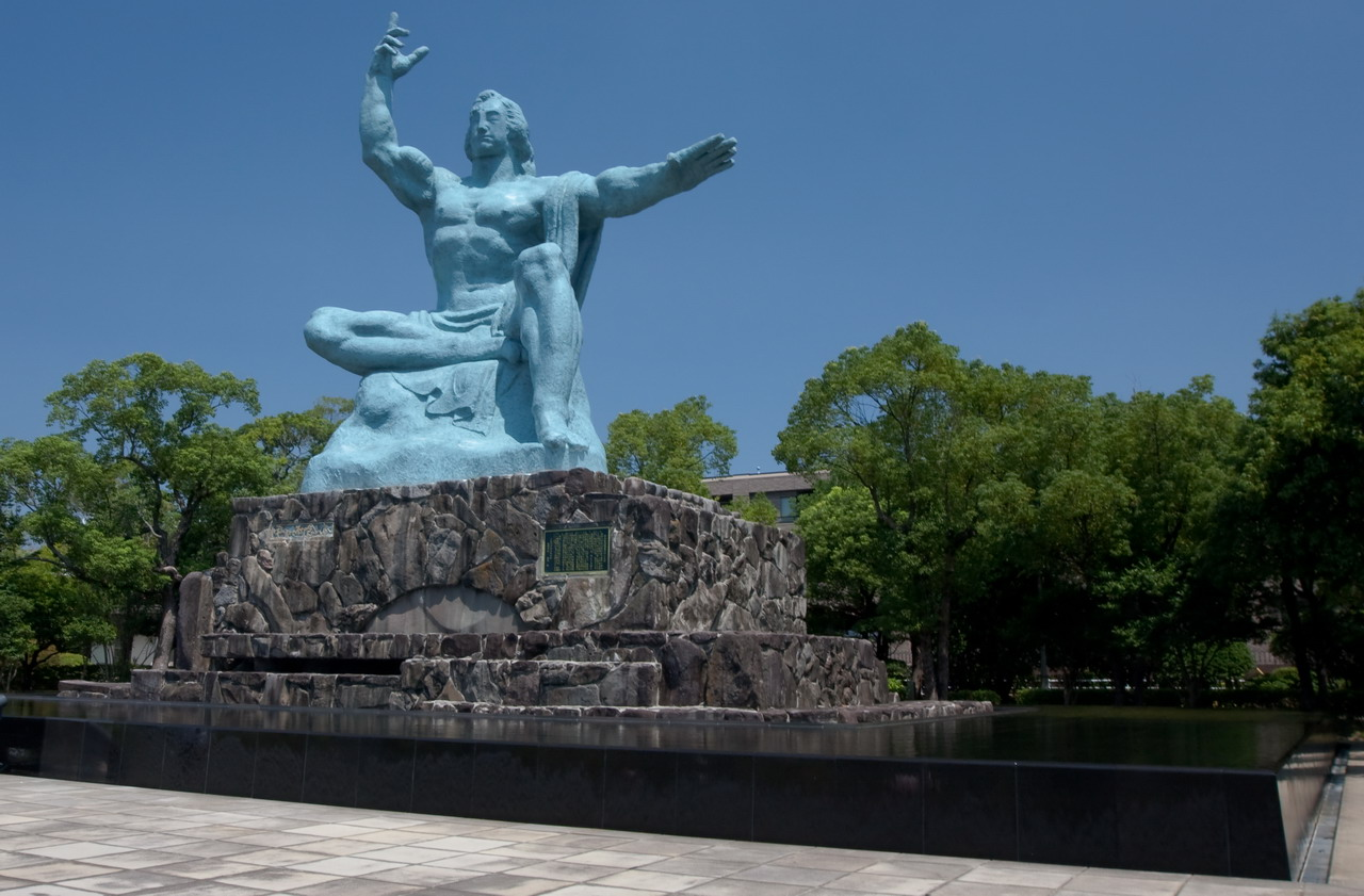 Nagasaki and Hiroshima Atomic Memorials